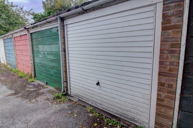 Garage Included (White Door)