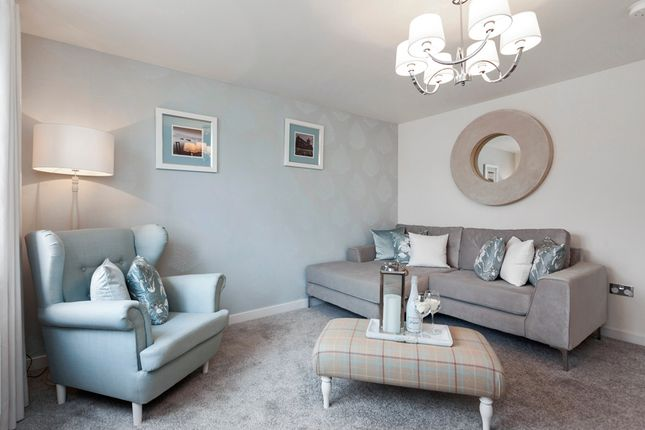 3 bedroom terraced house for sale in Springhill And Leadloch Road, Shotts