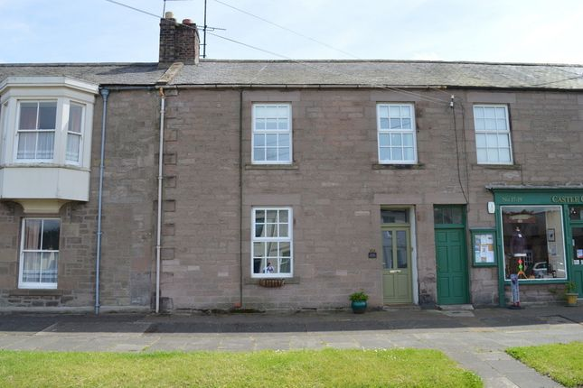 Thumbnail Terraced house for sale in West Street, Norham, Berwick Upon Tweed, Northumberland