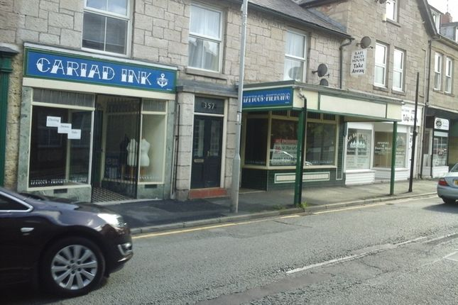 Thumbnail Retail premises to let in Abergele Road, Old Colwyn