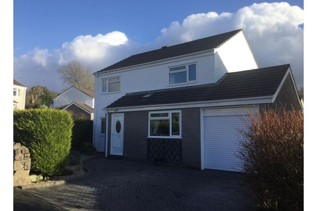 Thumbnail Detached house for sale in Cil Y Graig, Llanfairpwllgwyngyll