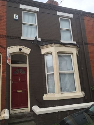Thumbnail Terraced house to rent in Finchley Road, Anfield