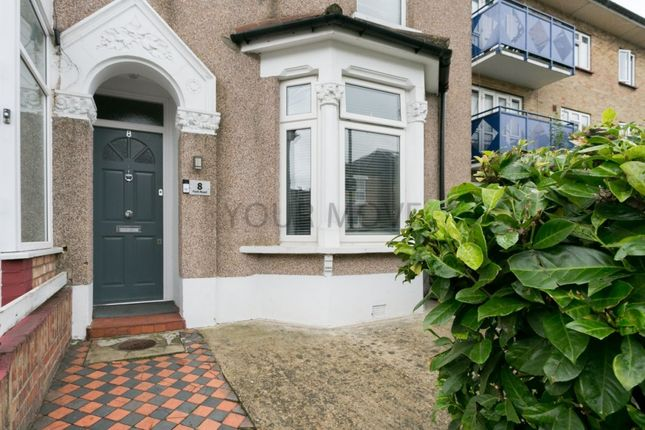 Thumbnail Terraced house for sale in Park Road, Leyton, London