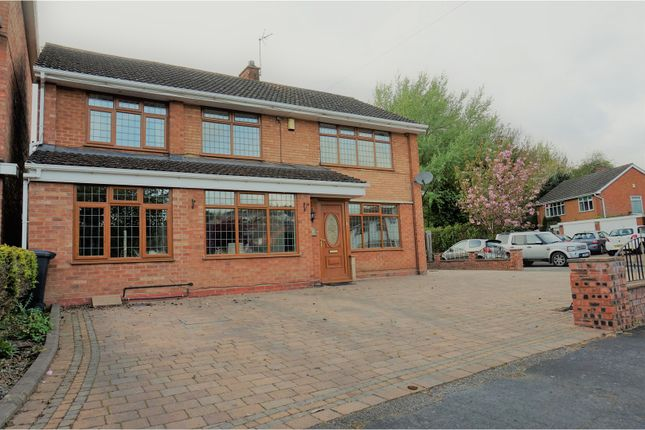 Thumbnail Detached house for sale in Sabrina Road, Bridgnorth