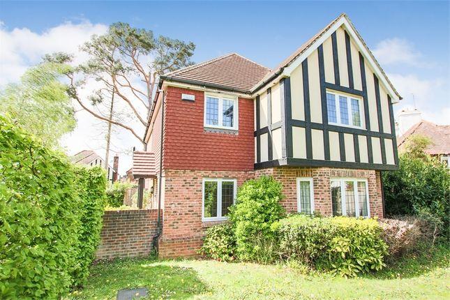 Thumbnail Detached house for sale in Rowplatt Close, Felbridge, Surrey