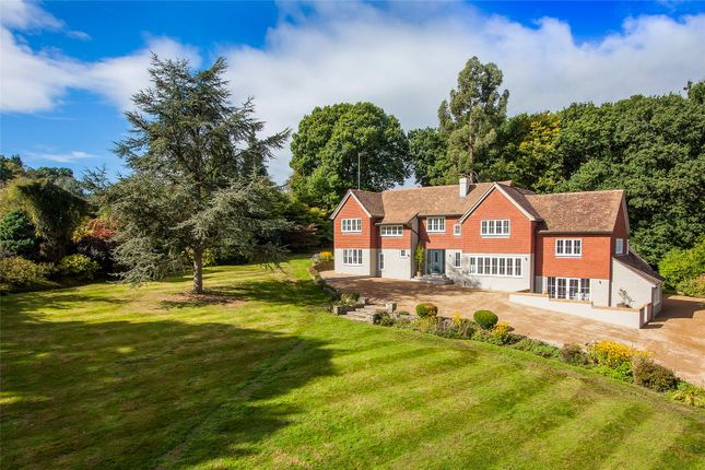 Thumbnail Detached house for sale in Plaistow Road, Dunsfold, Godalming, Surrey