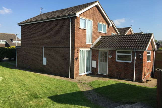 Thumbnail Detached house for sale in Eastfield Road, Keelby