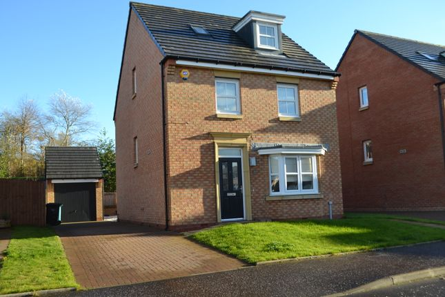 Thumbnail Town house for sale in Cairncross Place, Coatbridge