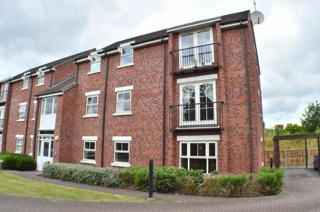 2 bed flat for sale in The Maltings, Lichfield, Staffordshire