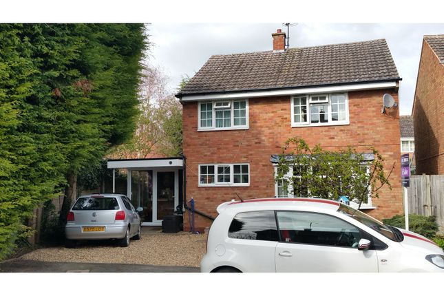Thumbnail Detached house for sale in Green Farm End, Kineton
