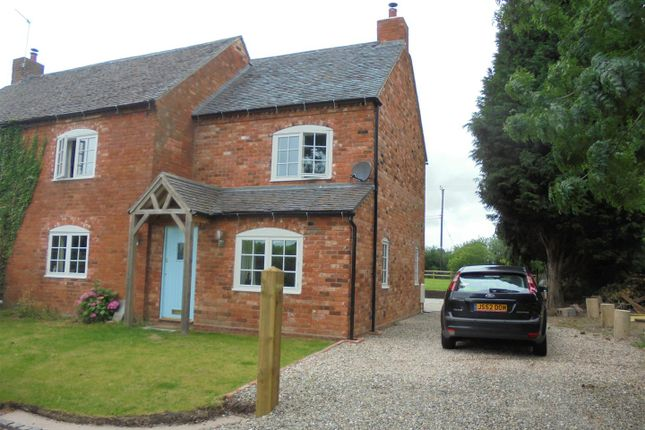 Thumbnail Semi-detached house to rent in Rushock, Droitwich