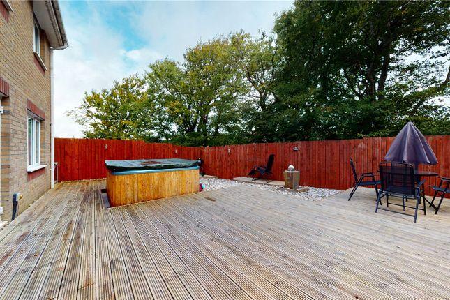 Garden 1 of Mendip Lane, Lindsayfield, East Kilbride G75