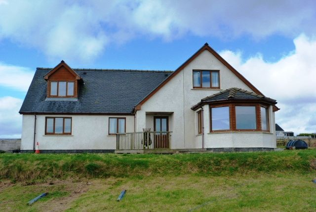 Thumbnail Detached house for sale in 11 Back, Isle Of Lewis