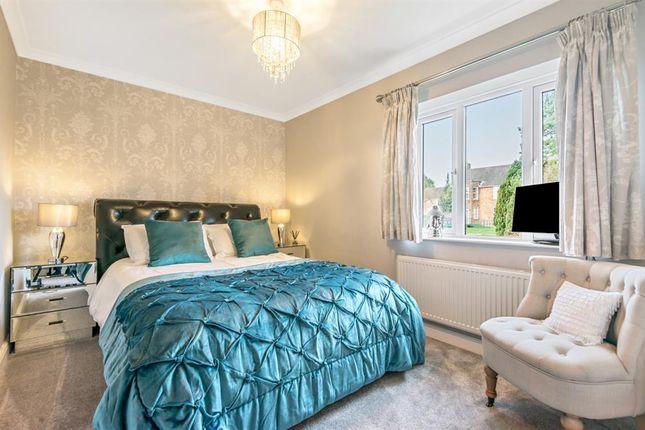 Bedroom Three of Chichester Road, Binbrook, Market Rasen LN8