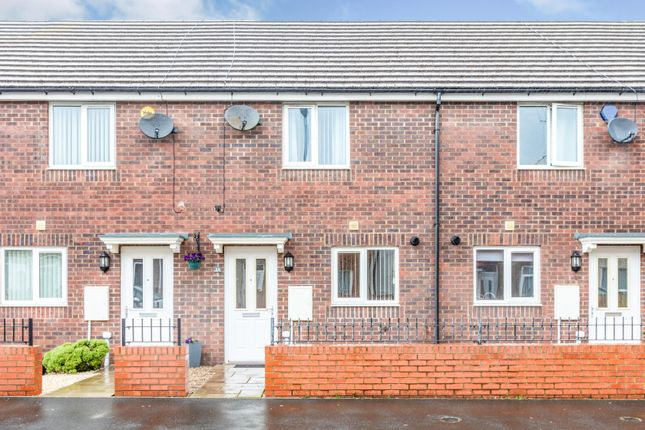 2 bed terraced house for sale in Redworth Mews, Ashington NE63