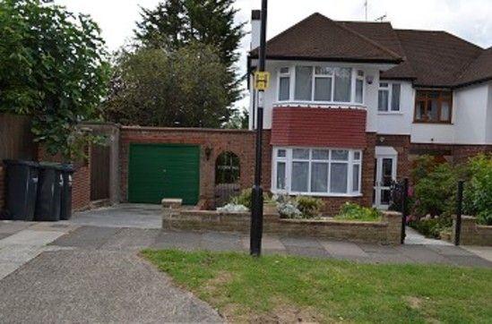 Thumbnail Semi-detached house to rent in Corri Avenue, London