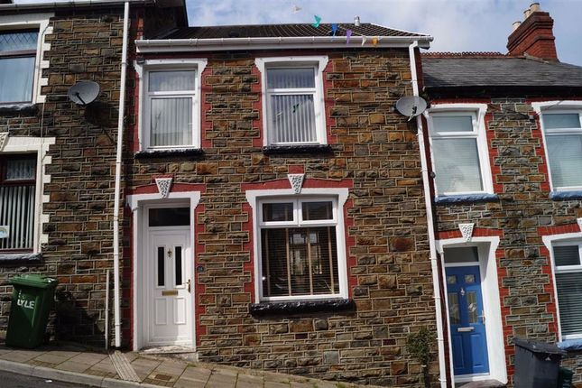 Thumbnail Terraced house for sale in Lyle Street, Mountain Ash