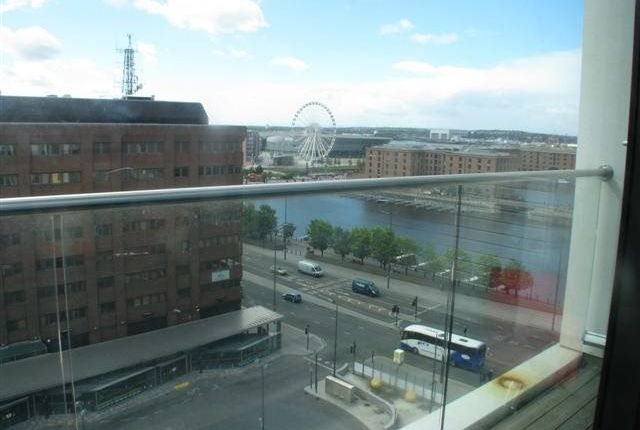 Balcony of Ability Penthouses, 2 Custom House Place, Liverpool L1