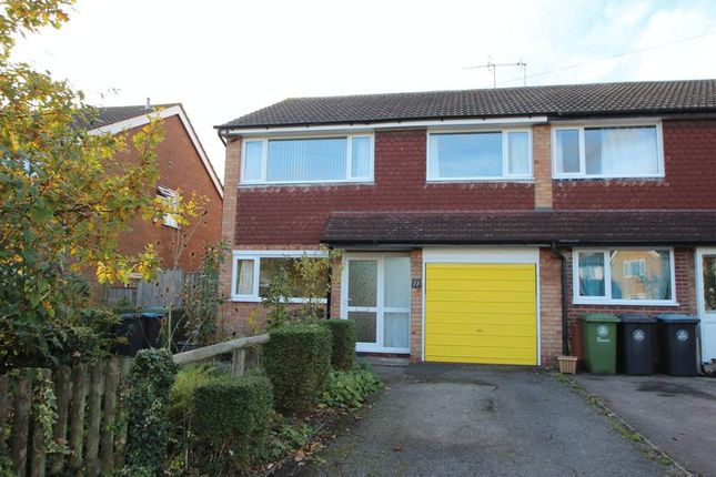 Thumbnail Semi-detached house for sale in Hillside Road, Stratford-Upon-Avon
