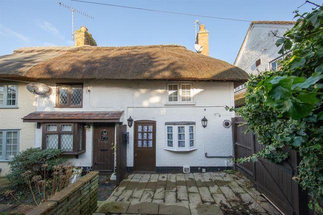 Thumbnail End terrace house for sale in Chapel Yard, Sundon Road, Harlington