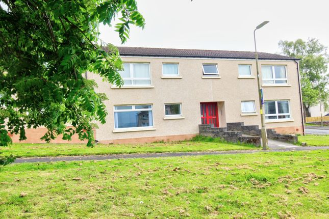 Thumbnail Flat to rent in Hill Crescent, Bathgate