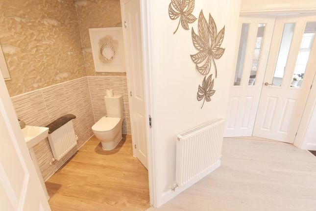 """Thumbnail Detached house for sale in """"Moorecroft"""" at Welbeck Avenue, Burbage, Hinckley"""