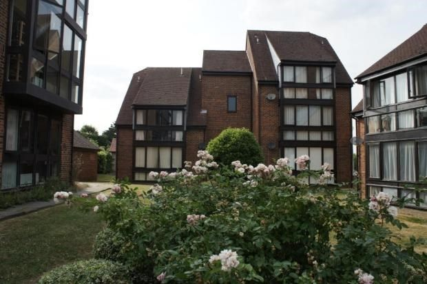 2 bed flat to rent in Wyllyotts Close, Potters Bar EN6