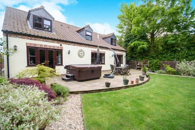 Thumbnail Detached house for sale in Silver Street, Bardney, Lincoln