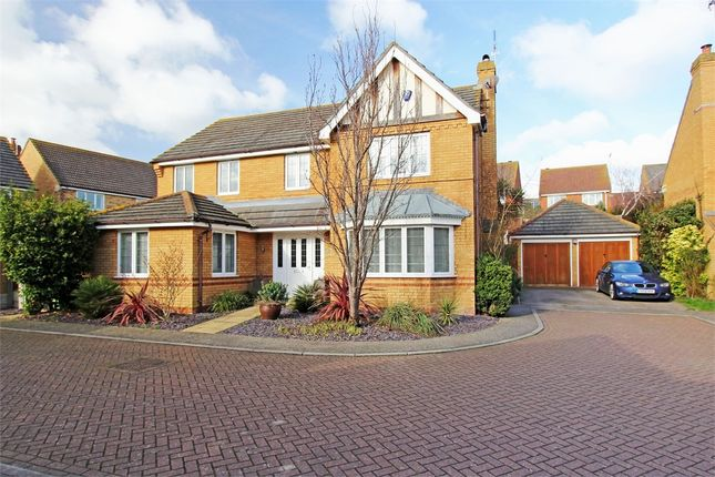 Thumbnail Detached house for sale in Lorimar Court, Sittingbourne, Kent