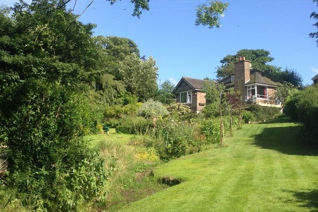 2 bed detached bungalow for sale in Moddershall, Stone