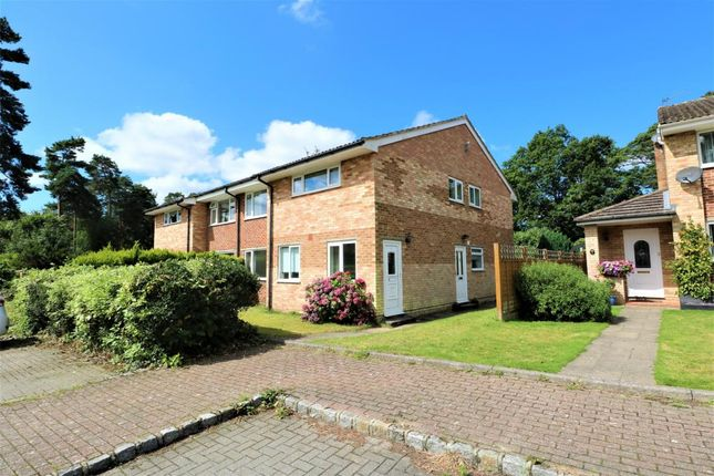Thumbnail Maisonette for sale in Frimley, Camberley