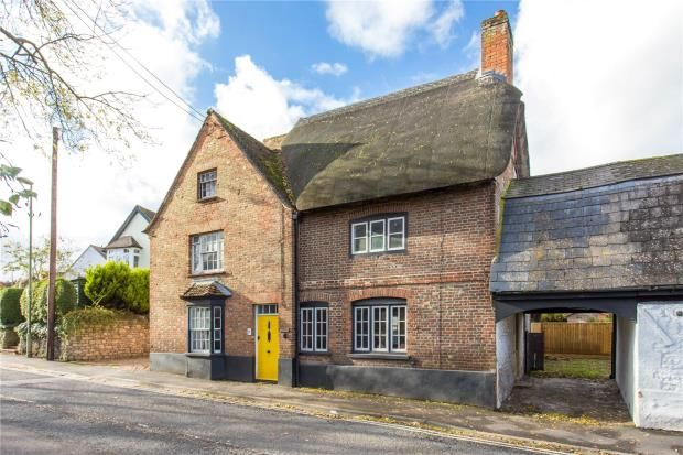 Thumbnail Link-detached house for sale in Bell Lane, Thame