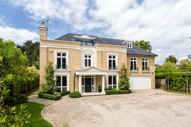 Thumbnail Detached house for sale in Renfrew Road, Coombe, Kingston Upon Thames