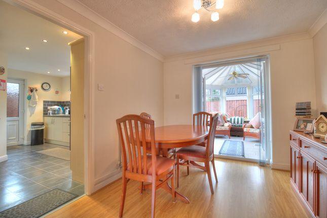 Dining Room of Evergreen Close, Chorley PR7