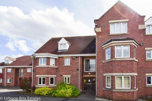 Thumbnail Flat for sale in Bessacarr Court Bawtry Road, Doncaster