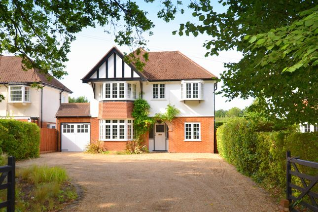 Thumbnail Detached house for sale in Ockham Road North, West Horsley, Leatherhead