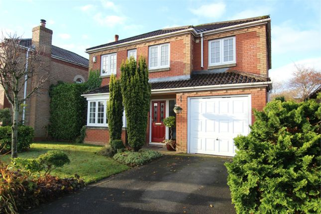 Thumbnail Detached house for sale in 7 Pinecroft, Carlisle, Cumbria