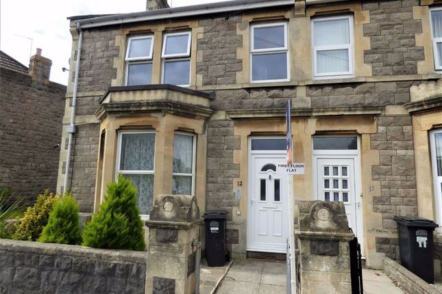 Thumbnail Flat for sale in Exeter Road, Weston-Super-Mare