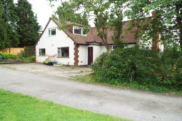 Thumbnail Bungalow to rent in Finstall Road, Finstall, Bromsgrove