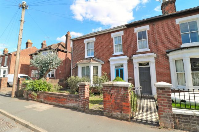 Thumbnail Semi-detached house for sale in The Avenue, Wivenhoe