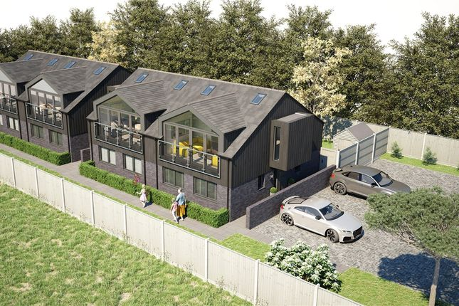 Thumbnail Semi-detached house for sale in Southdown Court, St. Leonards Road, Winchester, Hampshire