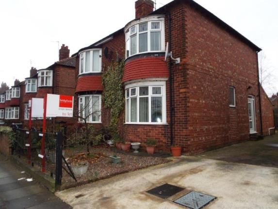 Thumbnail Semi-detached house for sale in Hollyhurst Road, Darlington, Durham