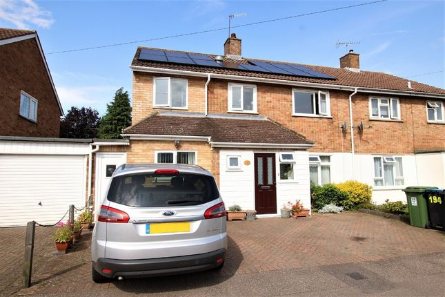 Thumbnail Semi-detached house for sale in Boxted Road, Hemel Hempstead