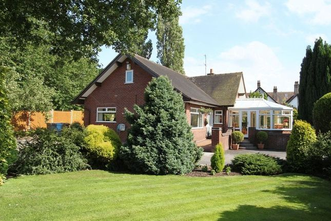 Thumbnail Bungalow for sale in Brough Lane, Trentham, Stoke-On-Trent