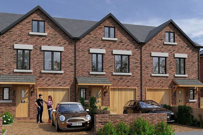 Thumbnail Town house for sale in Coppice Chase, Coppice Road, Poynton, Stockport, Cheshire