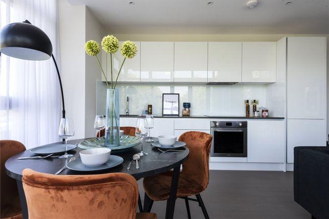 1 bed flat for sale in Overbridge Square, Hambridge Lane, Newbury, Berkshire RG14