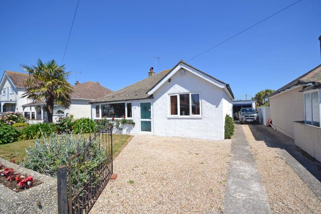 Thumbnail Detached bungalow for sale in Grove Road, Selsey