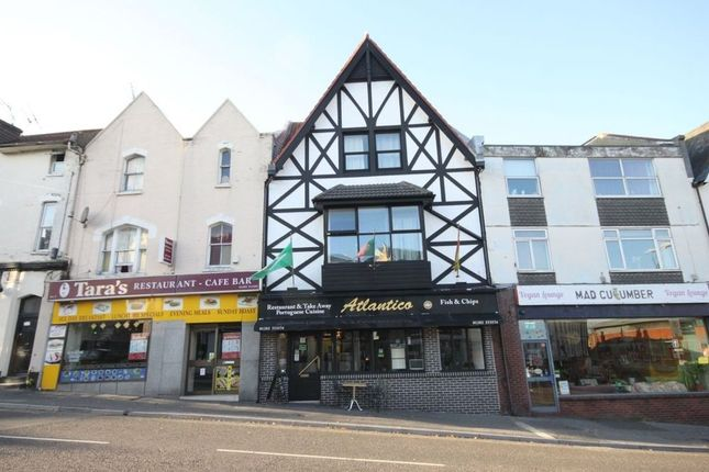 Thumbnail Restaurant/cafe to let in The Triangle, Bournemouth