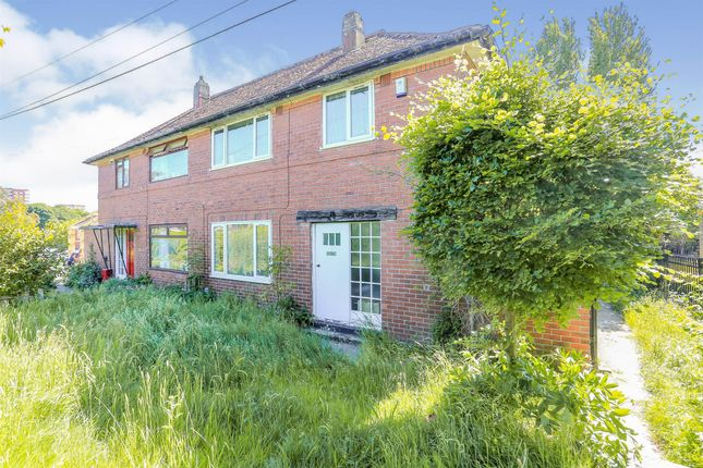 Thumbnail Semi-detached house for sale in Foxcroft Close, Headingley, Leeds