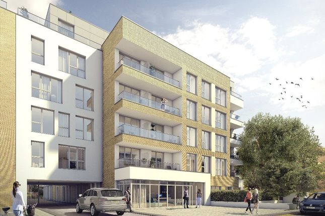 Thumbnail Flat for sale in Glenbrook Apartments, 85 Glenthorne Road, London
